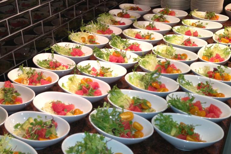 Vegetarian catering toronto